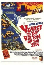 Voyage To The Bottom Of The Sea (1961) afişi