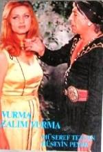 Vurma Zalim Vurma (1972) afişi