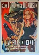Ve Silahını Çekti (1967) afişi