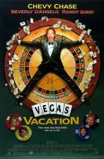 Sevimli Aile Vegas'ta (1997) afişi