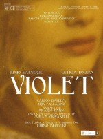 Violet (2013) afişi