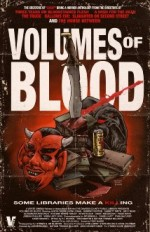 Volumes of Blood (2015) afişi