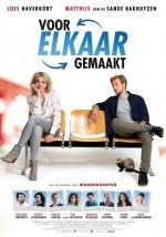 Voor Elkaar Gemaakt (2017) afişi