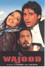 Wajood (1998) afişi