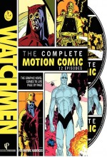 Watchmen Motion Comics