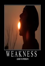Weakness (2009) afişi