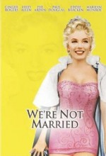 We're Not Married! (1952) afişi