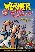 Werner - Volles Rooäää!!!  afişi