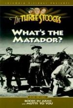 What's The Matador? (1942) afişi