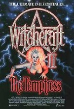 Witchcraft 2; The Temptress (1990) afişi