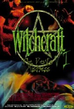 Witchcraft (1986) afişi
