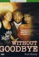 Without Goodbye (2009) afişi