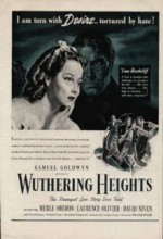 Wuthering Heights (1939) afişi