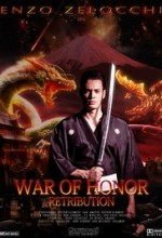 War of Honor Retribution (2017) afişi