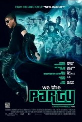 We The Party (2011) afişi