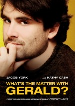 What's the Matter with Gerald? (2016) afişi