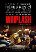 Whiplash (2014) afişi