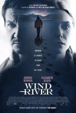 Wind River (2017) afişi