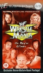WrestleMania 15 (1999) afişi