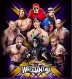 WrestleMania 30 (2014) afişi