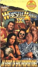 WrestleMania 9 (1993) afişi