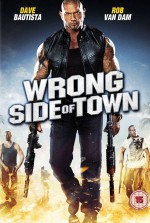 Wrong Side Of Town (2010) afişi