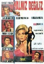 Yalnız Değiliz (1971) afişi