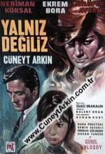 Yalnız Değiliz (l) (1964) afişi