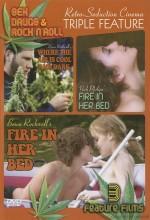 Yangın Yatağında (2009) afişi