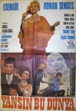 Yansın Bu Dünya (1977) afişi
