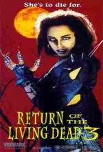 Yaşayan ölülerin Dönüşü 3 (1994) afişi