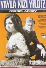 Yayla Kızı Yıldız (1967) afişi
