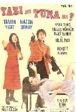 Yazı Mı Tura Mı (1970) afişi