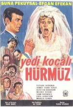 Yedi Kocalı Hürmüz(ı) (1963) afişi