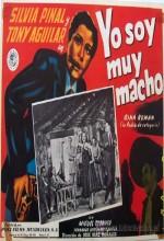 Yo Soy Muy Macho (1953) afişi