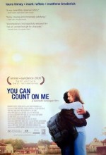 You Can Count On Me (2000) afişi