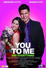 You To Me Are Everything (2010) afişi