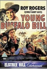 Young Buffalo Bill (1940) afişi