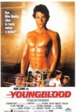 Youngblood (1986) afişi