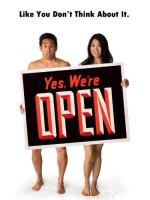 Yes, We're Open (2012) afişi
