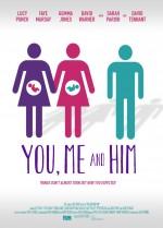 You, Me and Him (2017) afişi