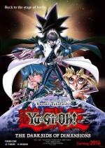 Yu-Gi-Oh!: The Dark Side of Dimensions (2016) afişi