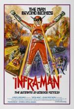 The Super Inframan (1975) afişi
