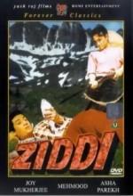 Ziddi (1964) afişi