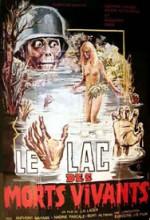 Zombi Gölü (1981) afişi