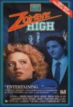 Zombie High (1987) afişi