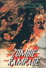 Zombie Rampage (1989) afişi