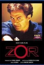 Zor: Never Underestimate The Force (1998) afişi