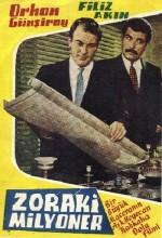 Zoraki Milyoner (1963) afişi
