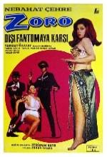 Zorro Dişi Fantomaya Karşı (1969) afişi